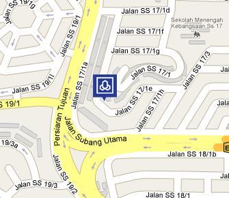 Al Rajhi Bank Subang Jaya Branch BLRMY
