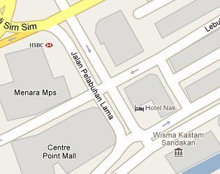 HSBC Branch in Sandakan Sabah BLRMY